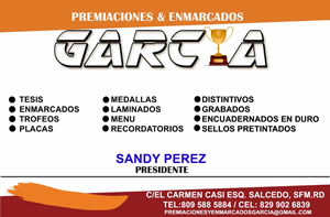 Enmarcados Garcia
