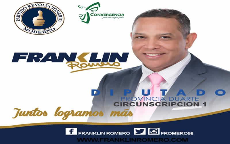 Franklin Romero Diputado