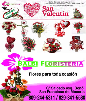 Floristeria Balbi - 809-244-5311