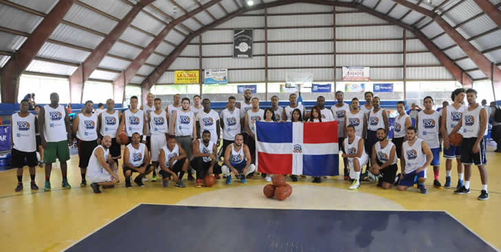 NBA3x Santo Domingo