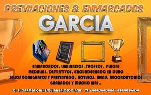 Premiaciones Garcia